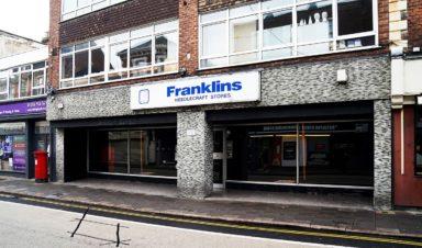 Franklins Shopping