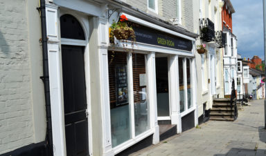 £1 off your parking at North Hill Hotel at The Green Room