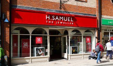 H. Samuel Shopping