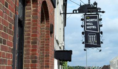 North Hill Hotel Accommodation