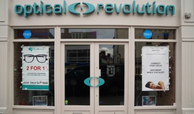 Optical Revolution Professional Services