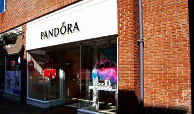 Pandora Shopping