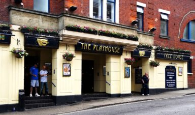 Playhouse (Wetherspoons) Eat & Drink