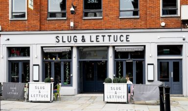 Slug and Lettuce Eat & Drink