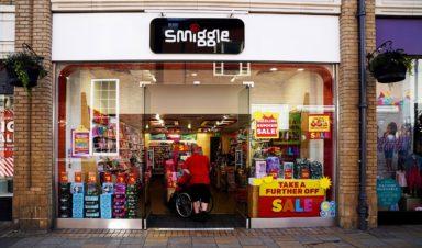 Smiggle Shopping