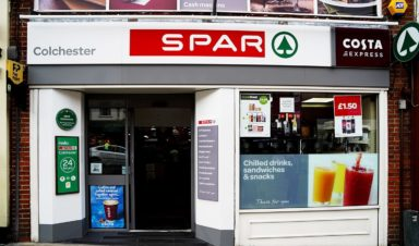 Spar Shopping
