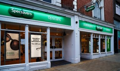 Specsavers Professional Services
