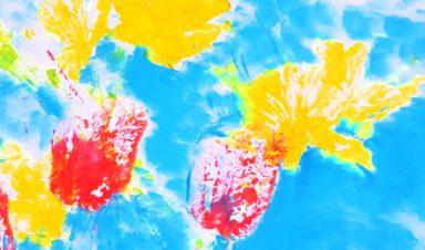 Art Class: Springtime Inspired Printmaking FirstSite