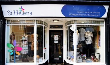 St Helena Shop (Crouch Street) Shopping