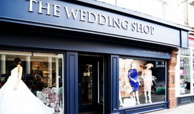 The Wedding Shop Shopping