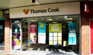 Thomas Cook Shopping