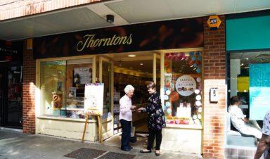 Thorntons Shopping