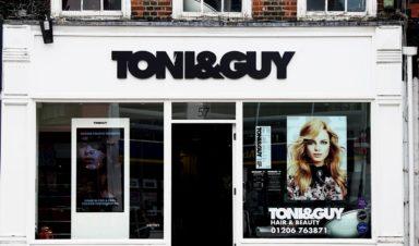 Toni & Guy Professional Services