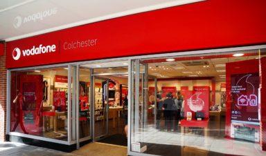 Vodafone Shopping