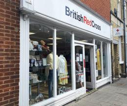 British Red Cross Shopping