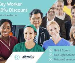 20% off for Keyworkers! at Attwells Solicitors