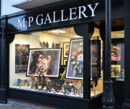 M P Gallery Shopping