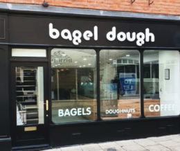 Bagel Dough Eat & Drink