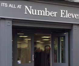It's all at Number 11 Shopping