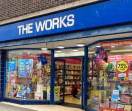 The Works Shopping