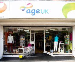 Age UK Shopping