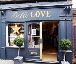 Belle Love Shopping