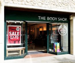 The Body Shop Shopping