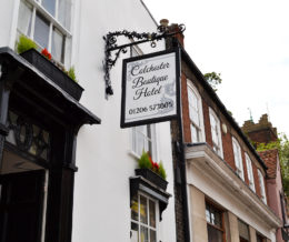Colchester Boutique Hotel Eat & Drink