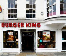 Burger King Eat & Drink