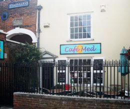 Cafe Med Eat & Drink