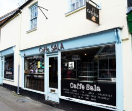 Caffe Sala Eat & Drink