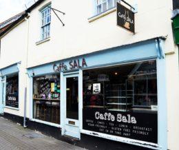Caffe Sala Eat & Drink