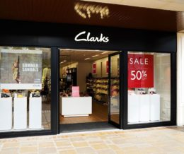 Clarks Shoes Shopping