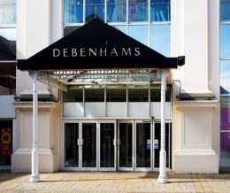 Debenhams Shopping