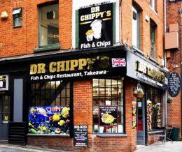Dr Chippy Eat & Drink