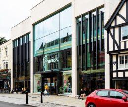 Fenwick Shopping