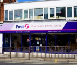 First Essex Buses Professional Services
