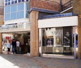 Fraser Hart Shopping