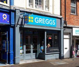 Greggs (Long Wyre) Eat & Drink