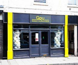 Gru-Shisha Lounge & Bar Eat & Drink