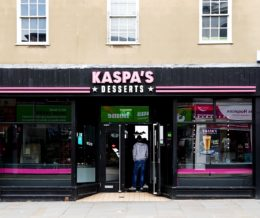 Kaspas Eat & Drink