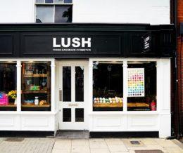 Lush ltd Shopping