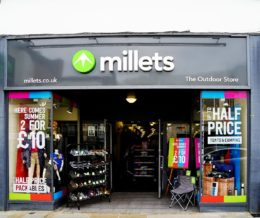 Millets Shopping