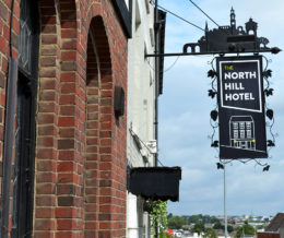 North Hill Hotel Accommodation
