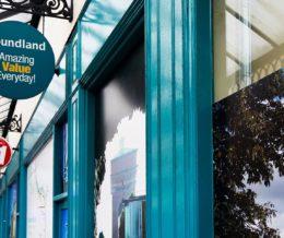 Poundland Shopping