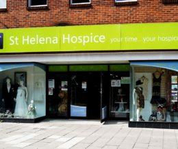 St Helena Shop (Culver Street) Shopping