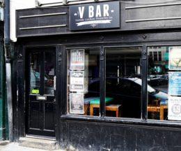 V Bar Eat & Drink