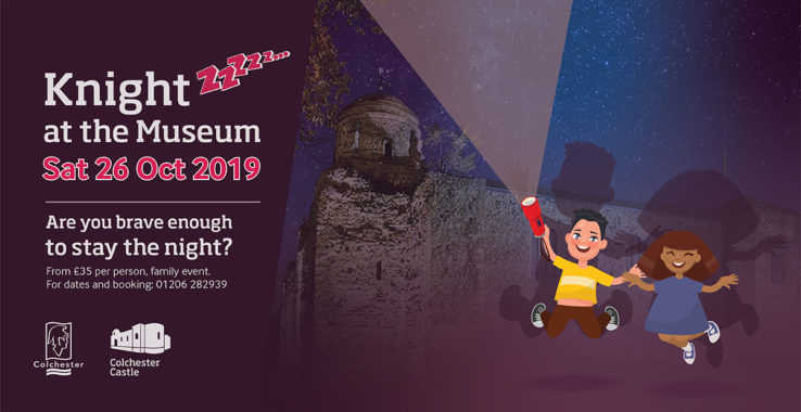 Knightzzz At the Museum- sleepover at Colchester Castle Colchester Castle