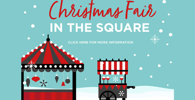 Christmas Fair In The Square Culver Square