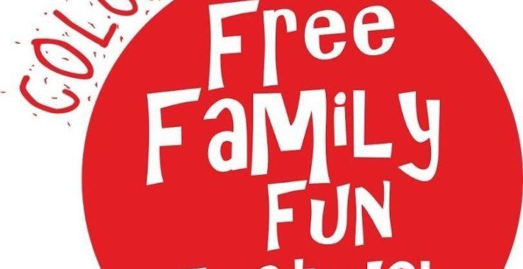 Free Family Fun Festival Castle Park Gardens